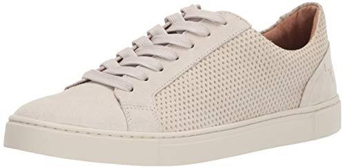 FRYE Women's Ivy Diamond Emboss Low Lace Sneaker