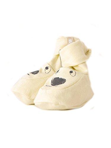 Barts Socken Babyschuhe Babysocken gelb Gesicht elastisch modisch Gr.one-size 151831010 (one-size)