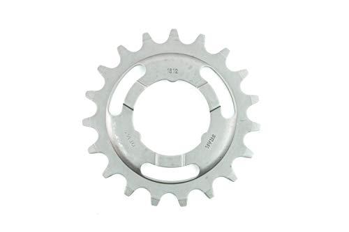 Fahrrad SRAM Ritzel Nabenschaltung 7 Gang Zahnkranz gekröpft 19 Zähne 1/2 Zoll grau