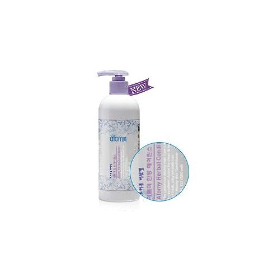 ブラシ精査エレメンタルAtomy Herbal Hair Conditioner