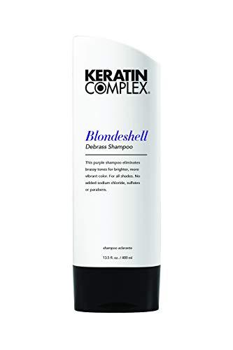 Keratin Complex Blondeshell Debrass Shampoo 13.5-400 Ml