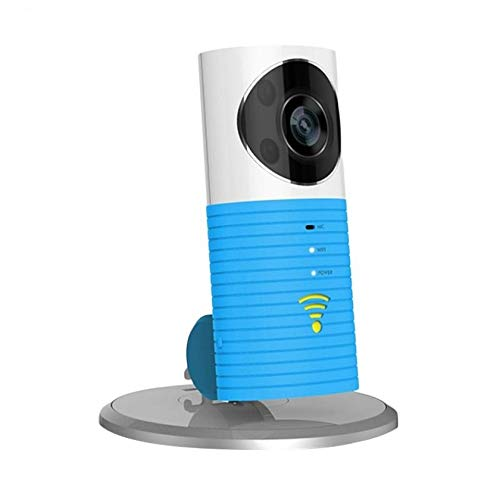 Clever Dog Smart Camera WiFi Monitor - Blue