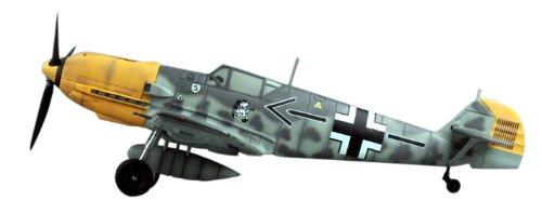 Messerschmitt Bf-109E Adolf Galland Fertigmodell 1:18