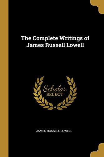 COMP WRITINGS OF JAMES RUSSELL