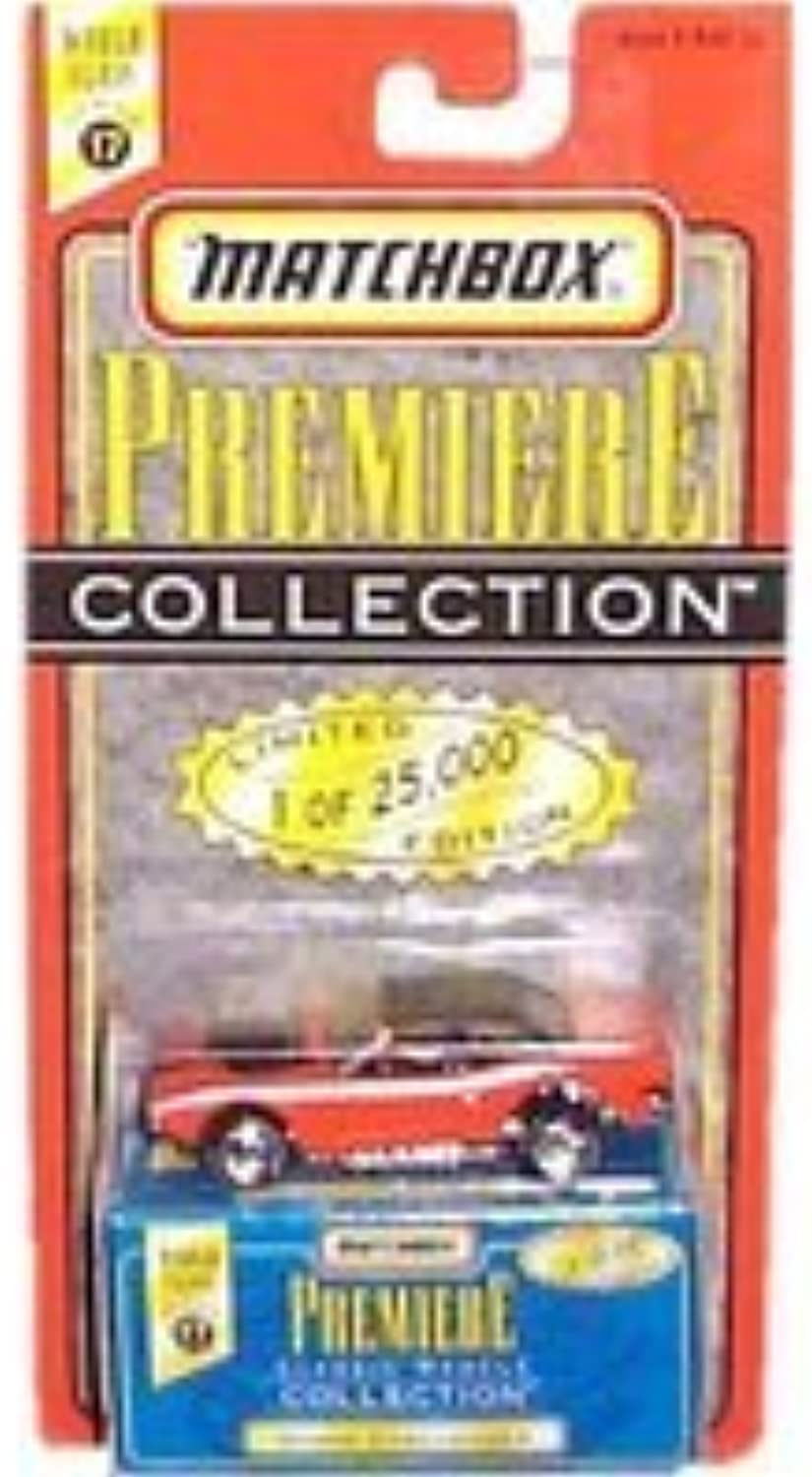 Matchbox  Premiere Collection  World Class Series 17  Classic Muscle Collection  Dodge Challenger  Limited Edition (25,000) Replica