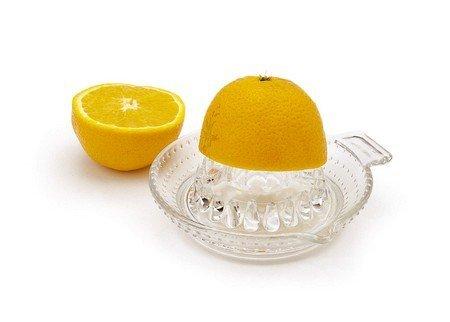Cristal limón exprimidor