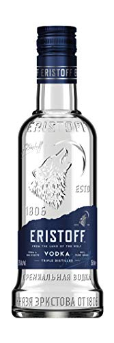 Eristoff, Vodka Russe, Tripple Distillation, 35cl, 37,5%