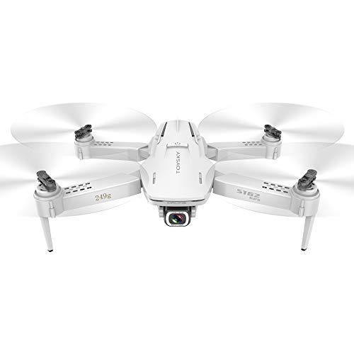 N \ A Drone, 4K HD Dual Cameras 5G WiFi FPV Drone, Endurance Time-18 Min, Mobile App Control, Gesture Control, Return When Lost, Headless Mode