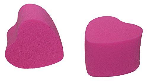 nico hearts for heels: Schuhpads in Herzform für High Heels, verbesserte Qualität...