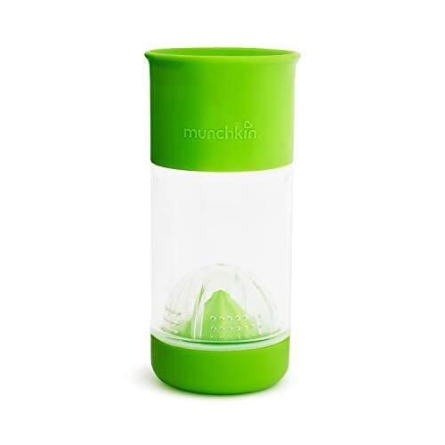 Copo Infusor de Frutas 360 Verde, Munchkin, Verde