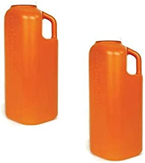 2 Medical 24-Hour Urine Collections Bottle Containers