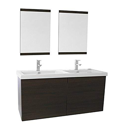 espejo wengue de la marca Iotti