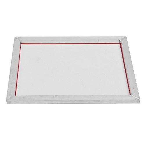 CROSYO 1 stück Seidenbildschirmdruck Aluminiumrahmen gestreckt 120m / 300m / 350m / 380m-Bildschirm-Druck-Polyester-Mesh-Rahmen für gedruckte Leiterplatten