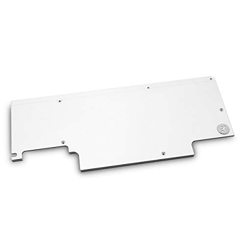 EK Water Blocks EK-Vector Trio RTX 2080 Ti Backplate - Nickel