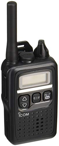 Icom IC-4300 Designated Low-Power Two-Way Radio, 47 Channels, Relay Type, Black
