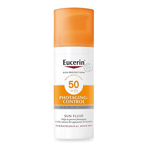 Eucerin Sun fluid anti-age SPF 50 ml