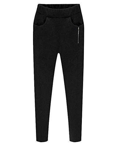 GladiolusA Mujer Pantalones De Chándal Pantalón Deportivo Largo Otoño Invierno