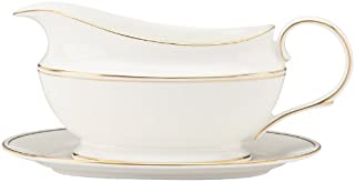Lenox 100191332 Federal Gold Sauceboat and Stand