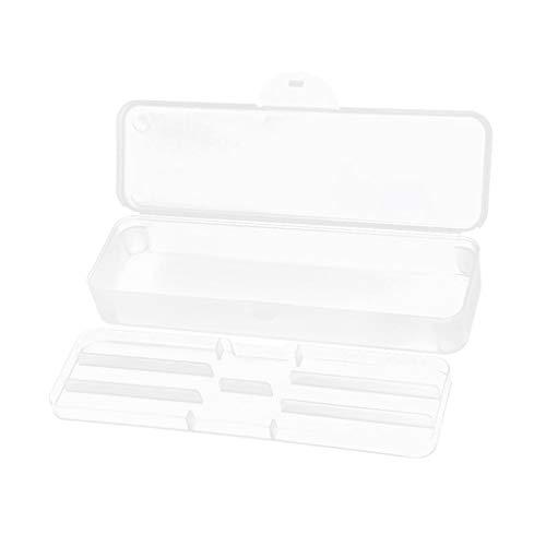 CUTICATE Boîte de Rangement Multifonctions Boîte Stockage Outils Nail Art/Fournitures de Bureau Organisateur - c