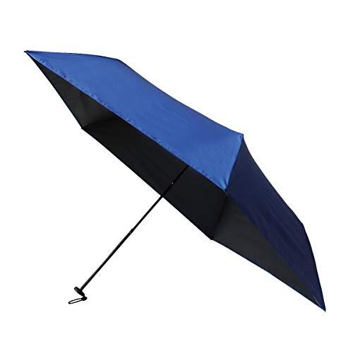 まるで無重力! Gゼロポケット傘 超軽量 晴雨兼用 傘 軽量 コンパクト ネイビー