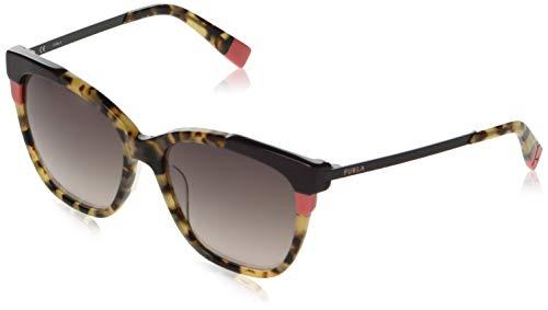 Furla SFU148-07UX Gafas, havana - marron, 55/17/135 para Mujer