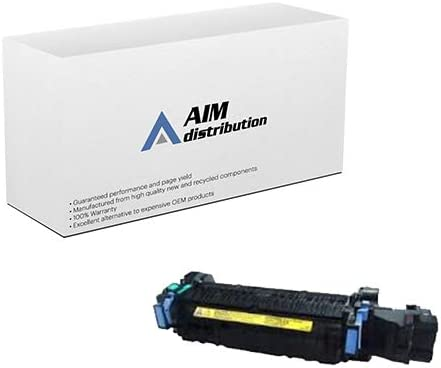 AIM Compatible Replacement for HP Color Laserjet CM3530/CP3525 110V Fuser Kit (100000 Page Yield) (CE484A) - Generic