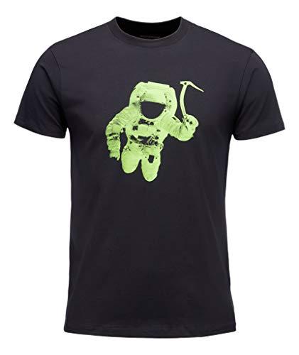 Black Diamond M SS Spaceshot Tee T-Shirt pour Homme M Noir