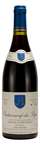 Châteauneuf-du-Pape Grande Cuvée Rouge AOC 1993 - Päpstlicher Weingenuss aus Frankreich