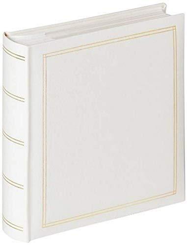 Walther Monza ME-139-W - Álbum para fotos , 200 Páginas, 13x18 cm , Blanco