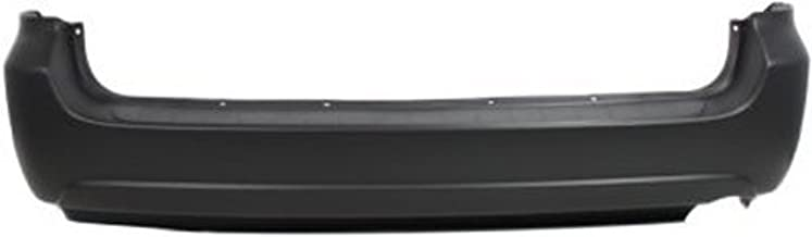 toyota sienna rear bumper replacement cost