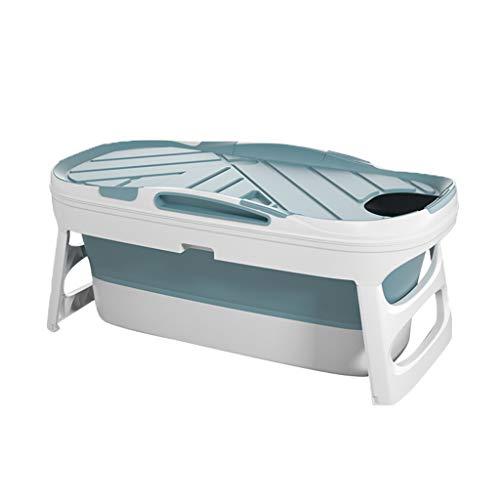 Folding bathtub Klappbadewanne Haushaltsbadewanne Erwachsene verdickte Badewanne einfache Badewanne Ganzkörperbadewanne übergroße Badewanne für mehrere Orte geeignet