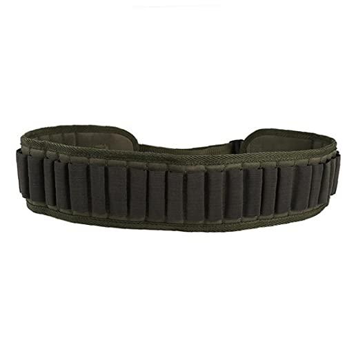 TOSSPER 1pc Belt Magazine Caza Escopeta Municiones Municiones Cinturón De Bala En Rack Accesorios del Shooting