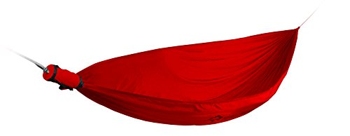 Sea to Summit Pro Hammock Single - Red - For Travel & Camping - Lightweight & Compact