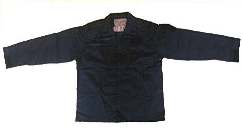 Trainingspak met jas en broek, binnenuitrusting – 100% katoen – maat XXL