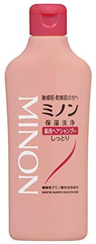 Minon Daiichi Sankyo gezondheidszorg medicinale shampoo 120 ml