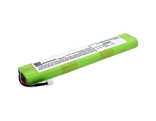 CELLONIC® Qualitäts Akku kompatibel mit TDK Life On Record A34, TDK Life On Record A34 Max, EU-BT00003000-B (2000mAh) Ersatzakku Batterie