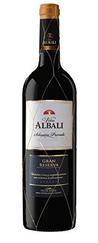 Viña Albali Gran Reserva Sel. Privada Tinto D.O. Valdep Vino - Paquete de 6 x 750 ml - Total: 4500 ml