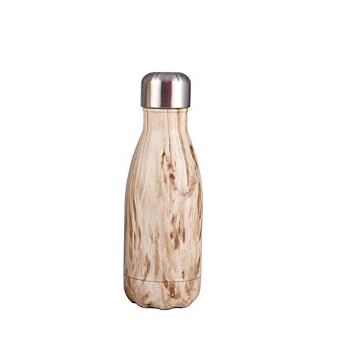 Botella Termica Botella Acero Inoxidable Botella de Agua Clara De vacío de la Botella de Agua Botella de Agua Frasco de Agua Deporte Taza de Agua d,500ml