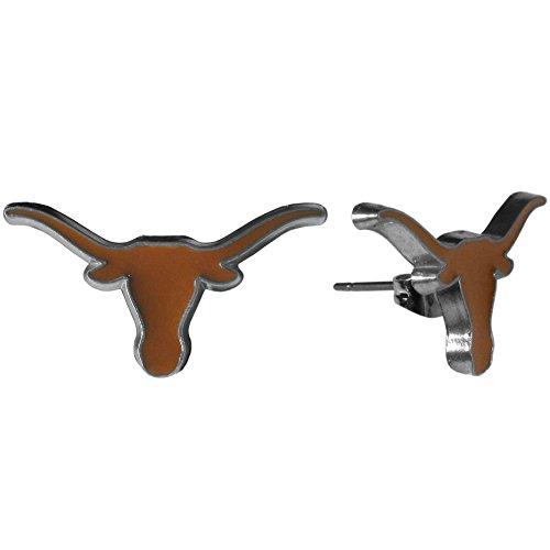 NCAA Texas Longhorns Stud Earrings