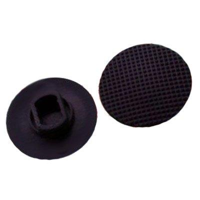 Deltex ® Ersatz Analog/Analog Thumb Stick für Sony PSP PSP 1000 Series (Fat) schwarz