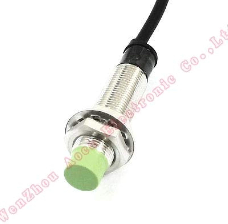 Proximity Switch PR082DN NPN NO Approach Switch DC1224(636) V NonScreen Shield Type Set Distance 01.6mm 5PCS