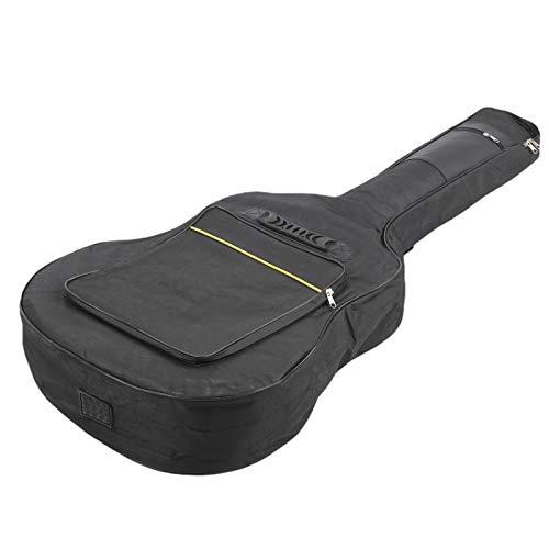 Bolsa de Guitarra de algodón, Tela Oxford Negra...