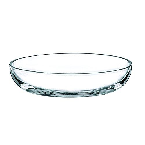 Spiegelau & Nachtmann, 3-er Teller-Set, Kristallglas, Größe: 16 cm, Vivendi àla Carte, 0081465-0