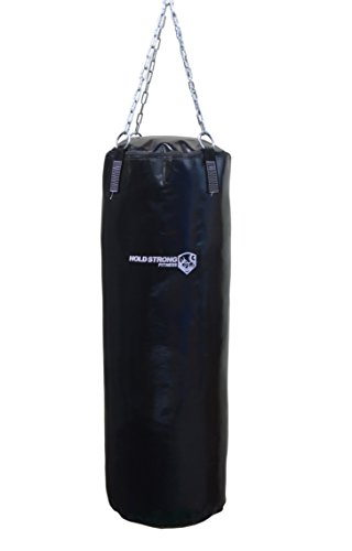 HOLD STRONG fur per il pugilato Fitness sacco da boxe, arti marziali (SCATOLE, SCATOLE Kick, Thai Boxe per)