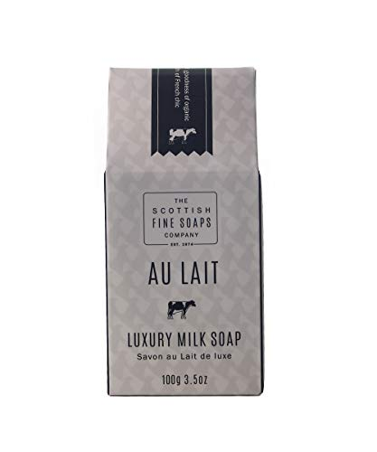 Au Lait Moisturising Milk Soap 100 g by Au Lait