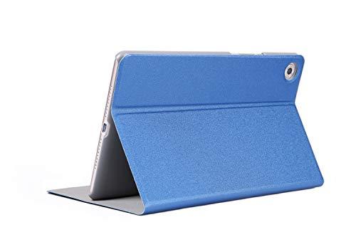 Lobwerk Funda para Huawei MediaPad M58.4Pulgadas Funda Tablet Smart Cover Slim con función Atril y lápiz Capacitivo Azul Azul