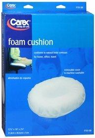 Carex Foam Cushion, Pack of 2