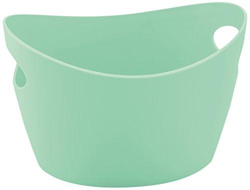 Koziol 5734634 Cache-pot, Plastique, Menthe - XXS
