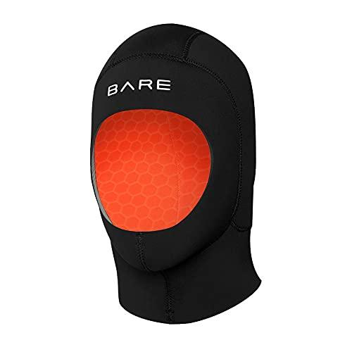 Bare 7mm Ultrawarmth Dry Hood Scuba Diving Hood - L