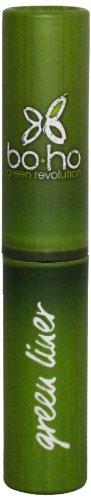 Boho Delineador De Ojos Green Liner Negro 3 ml